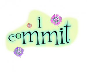 I Commit by Carolyn Cohen